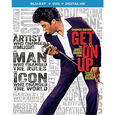 Get On Up (Blu-ray/DVD)