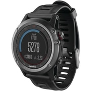 Garmin® Fenix™ 3 Multisport Training GPS Watch, Grey/Black