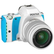 Pentax K-S1 20MP DSLR Digital Camera, Blue Cream Soda