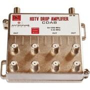 Antennas Direct® CDA 8 Way Output TV/CATV Distribution Amplifier