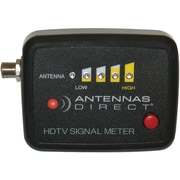 Antennas Direct® ClearStream™ SM200 UHF/VHF HDTV Signal Meter