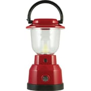 GE® Enbrighten® Weather-Resistant Dimmable Lantern, 350 Lumen, Crimson Red