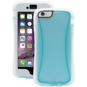"Griffin Survivor® Slim Two-Tone Case For 4.7"" iPhone 6, Clear/Mineral Blue"