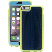 "Griffin Identity™ PerFormance Case For 5.5"" iPhone 6 Plus, Traction Pistachio/Light Blue/Navy"