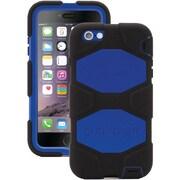 """Griffin Survivor® All-Terrain Case For 5.5"""" iPhone 6 Plus, Black/Blue"""