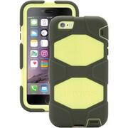 "Griffin Survivor® All-Terrain Case For 5.5"" iPhone 6 Plus, Olive/Lime"