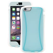 "Griffin Survivor® Slim Two-Tone Case For 5.5"" iPhone 6 Plus, Clear/Mineral Blue"