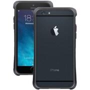 "Macally Flexible Frame Protective Case For 4.7"" iPhone 6, Metallic Black"