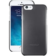 Macally Snap-On Case For 4.7 iPhone 6, Metallic Black