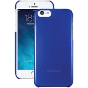 Macally Snap-On Case For 4.7 iPhone 6, Metallic Blue