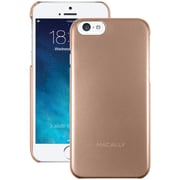 "Macally Snap-On Case For 4.7"" iPhone 6, Metallic Champagne"