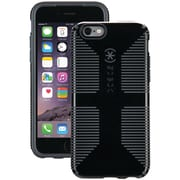 "Speck® CandyShell® Grip Case For 4.7"" iPhone 6, Black/Slate Gray"