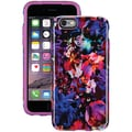 Speck® CandyShell® Inked™ Case For 4.7in. iPhone 6, LushFloral Pattern/Beaming Orchid Purple