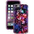 "Speck® CandyShell® Inked™ Case For 4.7"" iPhone 6, LushFloral Pattern/Beaming Orchid Purple"