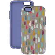 "Speck® CandyShell® Inked™ Case For 4.7"" iPhone 6, Rainbow Drop Pattern/Beaming Orchid Purple"