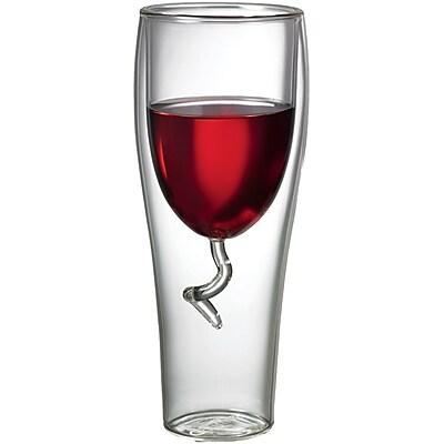 Starfrit 8 oz. Double-Wall Wine Glass 1544285