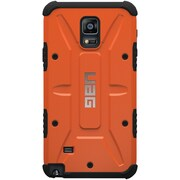 Urban Armor Gear Composite Case For Samsung Galaxy Note 4, Outland/Rust