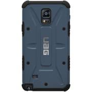 Urban Armor Gear Composite Case For Samsung Galaxy Note 4, Aero/Slate