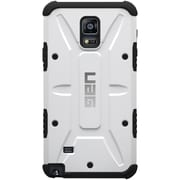Urban Armor Gear Composite Case For Samsung Galaxy Note 4, Navigator/White
