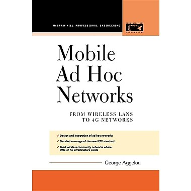 Mobile ad hoc network basics