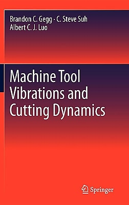 Machine Tool Vibrations and Cutting Dynamics 1540680
