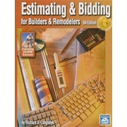 Estimating & Bidding for Builders & Remodelers [With CDROM]