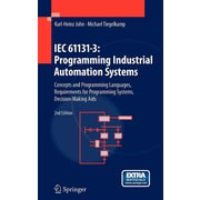 IEC 61131-3: Programming Industrial Automation Systems: Concepts and Programming Languages, Requirements for Programming Systems