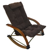 International Caravan Wembley Rocking Chair