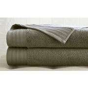 Colonial Textiles Spring Bloom Quick Dry 3 Piece Towel Set; Taupe