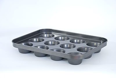 The Real Cupcake Pan Cup Cake Baking Pan WYF078277535913