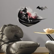 Room Mates Internet Only 2 Piece Batman Arkham City Darkness Wall Decal