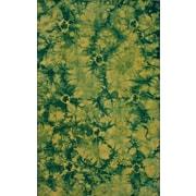 nuLOOM Tie Dye Flatwoven Sunshine Area Rug; 5' x 8'