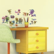 Room Mates Popular Characters 23 Piece Henry Hugglemonster Wall Decal