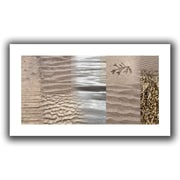 ArtWall 'Wind' by Cora Niele Canvas Poster; 16'' H x 28'' W