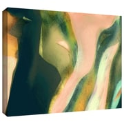 ArtWall 'Geometry Rising' by Dean Uhlinger Gallery-Wrapped Canvas Art; 18'' H x 24'' W x 2'' D