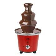 Kalorik Cascading Chocolate Fondue Fountain; Red