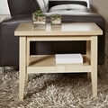 Jesper Office Wood End Table; Maple