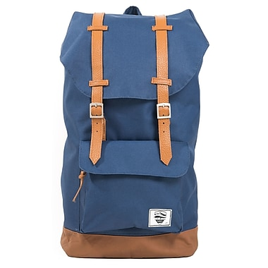 WillLand Outdoors College Deliziosa 26L Backpack, Navy