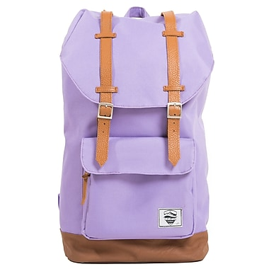 WillLand Outdoors College Deliziosa 26L Backpack, Light Purple