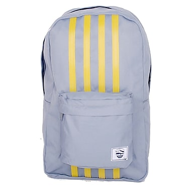 WillLand Outdoors – Sac à dos College Classica de 25 L, gris