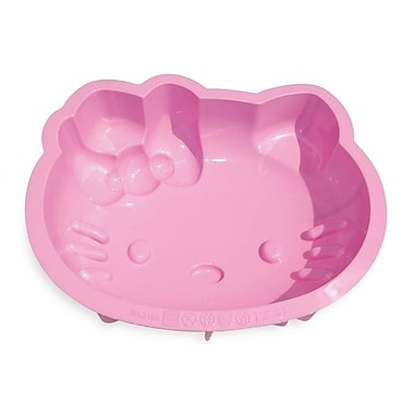 ScrapCooking Silicone Mould, Hello Kitty