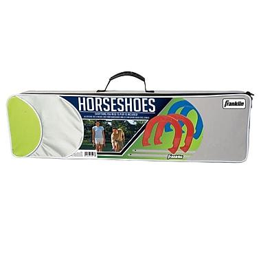 Franklin Sports Intermediate 6 Piece Horseshoe Set