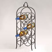 Oenophilia 8 Bottle Tabletop Wine Rack