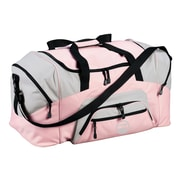 Outer Style 27.25'' Travel Duffel; Pink