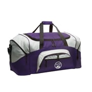 Outer Style 27.25'' Travel Duffel; Purple