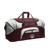 Outer Style 27.25'' Travel Duffel; Maroon
