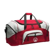 Outer Style 27.25'' Travel Duffel; Red