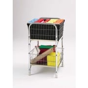Charnstrom Compact Office File Cart