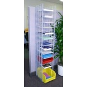 Charnstrom 12 Pockets Free Standing Organizer with Letter Depth