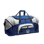 Outer Style 27.25'' Travel Duffel; Royal
